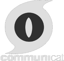 Communicat logo footer